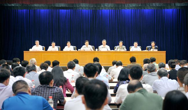 税务总局召开全国税务系统机构改革动员部署视频会议